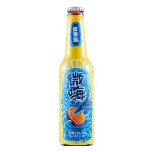 微嗨果味啤酒百香果味270ml