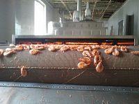 對蝦烘烤機器