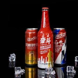 奋斗啤酒     英豪啤酒500ml/箱