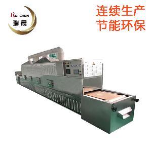 山东瑞晨 微波烘烤设备 35KW功率温度可调