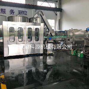 玻璃瓶啤酒灌装生产线设备