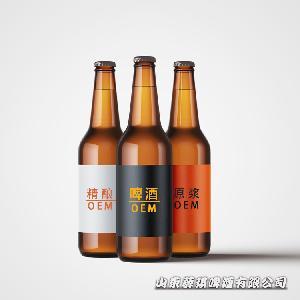 精酿啤酒代加工 小支精酿啤酒定制 贴牌