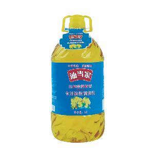 油当家压榨菜籽原香食用油