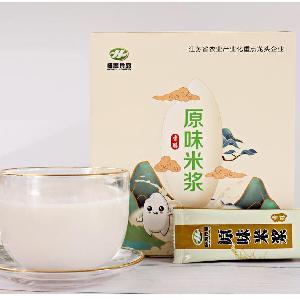 原味米浆南瓜乳米浆营养早餐食品冲饮谷物健康饮料冲调米粉代餐粉