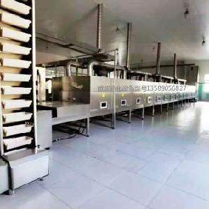 大型微波保温材料干燥设备厂家
