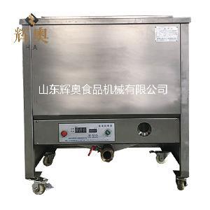 电加热、油水混合油炸机