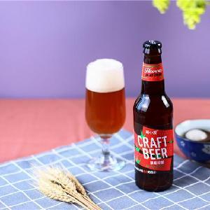 果啤 草莓果味精酿啤酒 代理价格