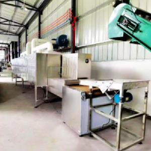 大型黑水虻微波干燥设备生产厂家