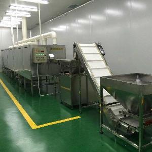 大型200千瓦微波营养米烘烤设备