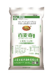 餃子皮專用粉25kg山東百麥奇面粉廠家直營13