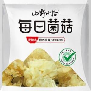 大山合-椴木银耳-30克/包