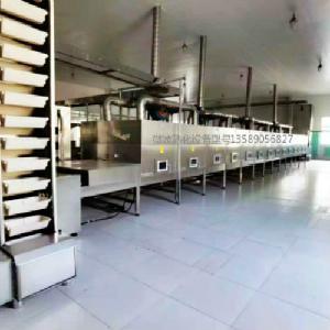 2021大型200千瓦微波营养米烘焙设备