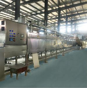 大型KH-200HPTN微波活性炭干燥设备