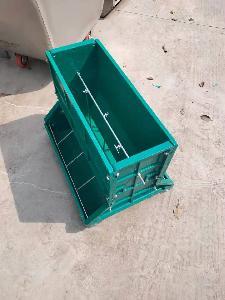保育育肥双面八孔复合料槽