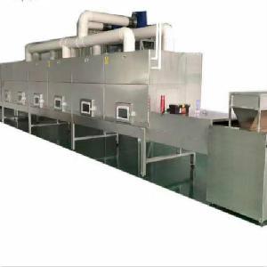 大型200KW微波营养复合米烘烤设备