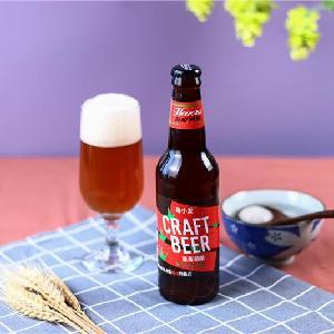 草莓果味精酿啤酒