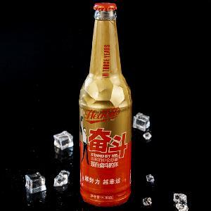 英豪新款-奋斗啤酒 啤酒生产厂家地址 招商报价 啤酒厂家代理利润