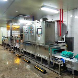 微波肉类制品解冻设备