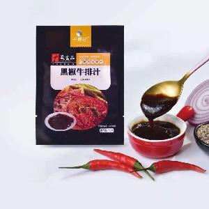 【于晟記】黑椒牛排汁