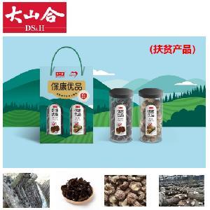 大山 优质香菇/木耳 2罐/盒