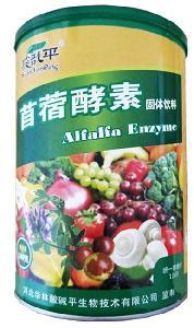 狻戬平苜蓿酵素固体饮料