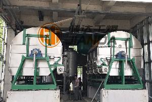 高鹽廢水干燥機