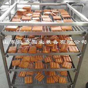 熏檳榔可用的新式煙熏爐 機械化煙熏爐