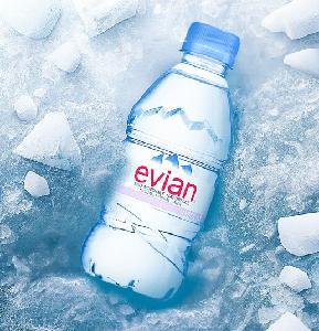 批发法国依云水 整箱价格 专卖天然饮用水