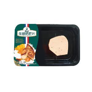 生鵝肝切片貼體裝(140g)