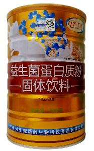 贝芝健金装益生菌蛋白质粉