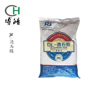 DL-酒石酸添加量