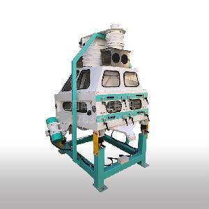 堅果松子比重去石機 核桃吸式重力除石機
