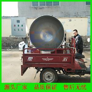 厂家供应 蒸汽夹层锅 电加热夹层锅 蒸汽加热搅拌酱卤锅