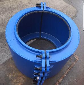 球墨铸铁管接头口补漏器