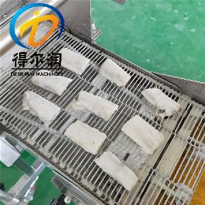 SJJ-600型黄花鱼上浆机 上浆设备专业厂家